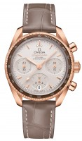 Omega Speedmaster Co-Axial Chronograph 38 mm 324.63.38.50.02.003