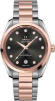 Seamaster Aqua Terra 150m Omega Co-axial Master Chronometer Ladies 38 mm 220.20.38.20.56.001