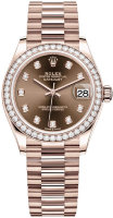 Rolex Datejust 31 Oyster m278285rbr-0006