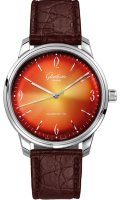 Glashutte Original 20th Century Vintage Sixties Red Iconic 1-39-52-07-02-01