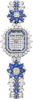 High Jewelry Timepieces Marble Marquetry by Harry Winston HJTQHM14PP004