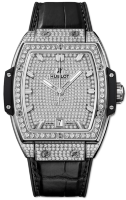 Hublot Spirit of Big Bang Titanium Full Pave 665.NX.9010.LR.1604