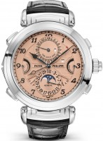 Patek Philippe Grand Complications Grandmaster Chime 6300A-010