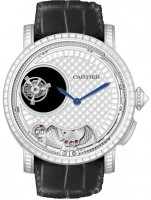 Rotonde De Cartier Minute Repeater Mysterious Double Tourbillon HPI01103
