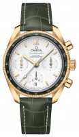 Omega Speedmaster Co-Axial Chronograph 38 mm 324.63.38.50.02.004
