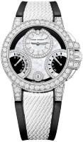 Harry Winston Ocean Biretrograde Black & White Automatic 36mm OCEABI36WW058