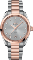 Seamaster Aqua Terra 150m Omega Co-axial Master Chronometer Ladies 38 mm 220.20.38.20.56.002