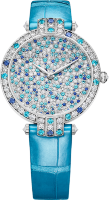 Harry Winston Premier Blooming Snow 36 mm PRNAHM36WW016