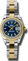 Rolex Datejust Ladies 179173 BLSO
