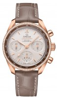 Omega Speedmaster Co-Axial Chronograph 38 mm 324.68.38.50.02.003