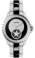 Chanel J12 Black Flying Tourbillon Watch H4355