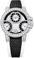 Harry Winston Ocean Biretrograde Black & White Automatic 36mm OCEABI36WW059