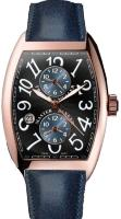 Franck Muller Mens Collection Cintree Curvex Master Banker Asia Exclusive 8880 MB SC DT II DEN