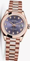 Rolex Lady Datejust Oyster 28 m279165-0019