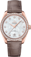 Seamaster Aqua Terra 150m Omega Co-axial Master Chronometer Ladies 38 mm 220.58.38.20.55.001