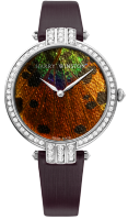 Harry Winston Premier Precious Butterfly Automatic 36 mm PRNAHM36WW005