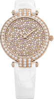 Harry Winston Premier Blooming Snow Automatic 36 mm PRNAHM36RR011