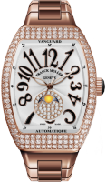 Franck Muller Vanguard Lady Moonphase V 32 SC AT FO L D CD 1P (RS) 5N O