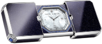 High Jewelry Timepieces Travel Time by Harry Winston HJTQAL66WW001