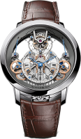 Arnold & Son Instrument Collection Time Pyramid Tourbillon 1TPDS.T01A