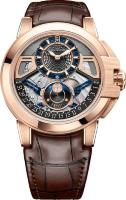 Harry Winston Ocean Moon Phase Automatic 42 mm OCEAMP42RR001