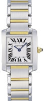 Cartier Tank Francaise Watch W51007Q4