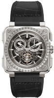 Bell & Ross Experimental Tourbillon Titan Diamonds 45mm BRX1-CHTB-TI-D