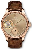 IWC Portugieser Tourbillon Hand-Wound Boutique Edition IW546304