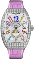 Franck Muller Vanguard Lady Moonphase V 32 SC AT FO L D CD 1R COL DRM (RS) OG
