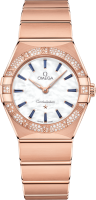 Omega Constellation Manhattan Quartz 28 mm 131.55.28.60.55.007