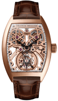 Franck Muller Grand Complications Fast Tourbillon 8889 T F SQT BR rose gold