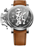 Graham Chronofighter Grand Vintage Win Chinese character 2CVDS.B29C