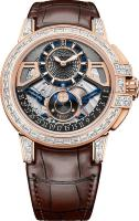 Harry Winston Ocean Moon Phase Automatic 42 mm OCEAMP42RR002
