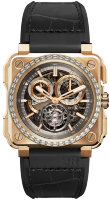 Bell & Ross Experimental Tourbillon Rose Gold Diamonds 45mm BRX1-CHTB-PG-D