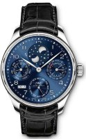 IWC Portugieser Perpetual Calendar Double Moon IW503401