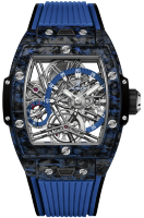 Hublot Spirit of Big Bang Tourbillon Carbon Blue 645.QL.7117.RX