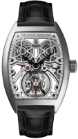 Franck Muller Grand Complications Fast Tourbillon 8889 T F SQT BR white gold