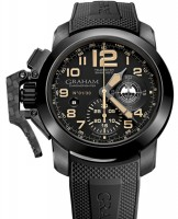 Graham Chronofighter Oversize Sniper 2CCAU.B34А