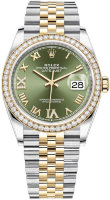 Rolex Datejust 36 Oyster m126283rbr-0011