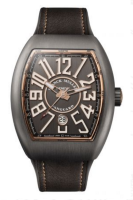 Franck Muller Mens Collection Vanguard V45 SC DT TT BR.5N
