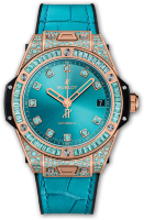 Hublot Big Bang One Click King Gold Paraiba 465.OX.898T.LR.0919