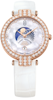 Harry Winston Premier Moon Phase 36mm PRNQMP36RR001