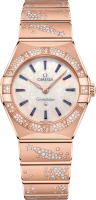 Omega Constellation Manhattan Quartz 28 mm 131.55.28.60.99.002