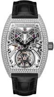 Franck Muller Grand Complications Fast Tourbillon 8889 TF SQT BR D7 white gold