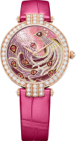 Harry Winston Premier Precious Peacock Automatic 36mm PRNAHM36RR027